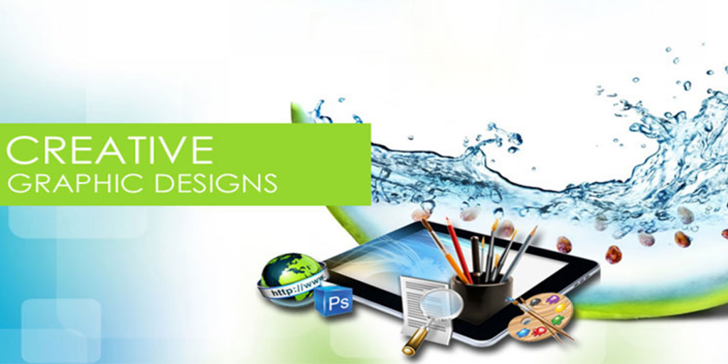 Website Graphic Design Work