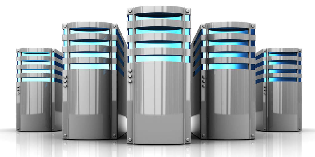 Website Hosting Towers